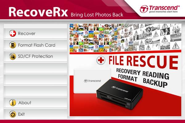 recoverx tool(创见u盘修复工具)