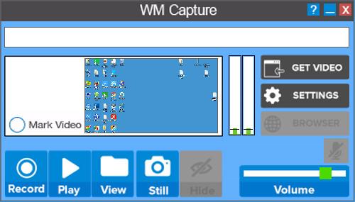 WM Capture(屏幕录制软件)