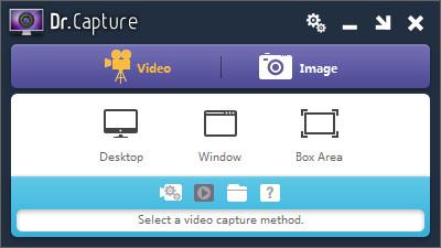 Dr.Capture(简单屏幕录像软件)
