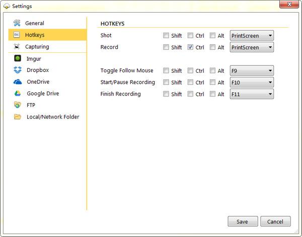 CloudShot截图工具
