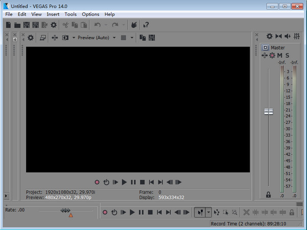 Vegas Pro 14(视频制作软件)
