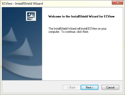 ECView(风扇调速软件)