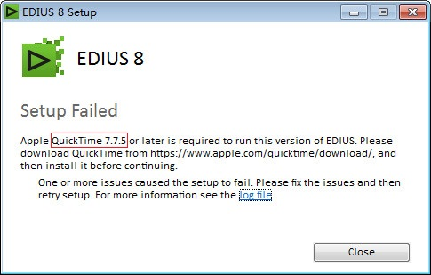 EDIUS 8截图
