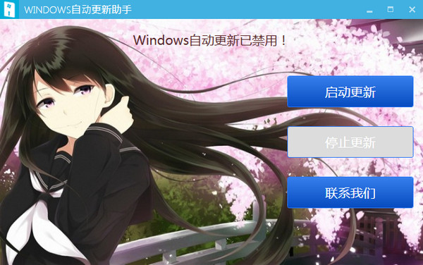 Windows自动更新助手截图