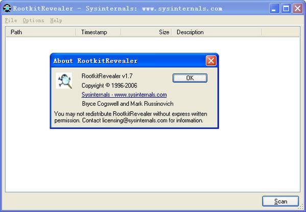RootkitRevealer