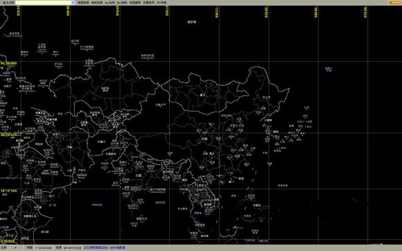 谷歌GPS地图
