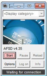 飞行模拟器数据FS机型性能计算器LOGO