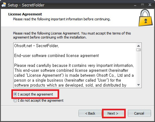 SecretFolder(文件夹加密隐藏工具)截图