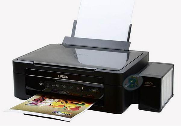 爱普生l365打印机清零软件截图