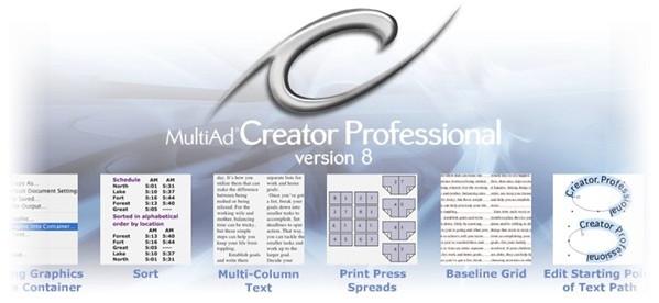 专业广告出版物排版设计软件截图