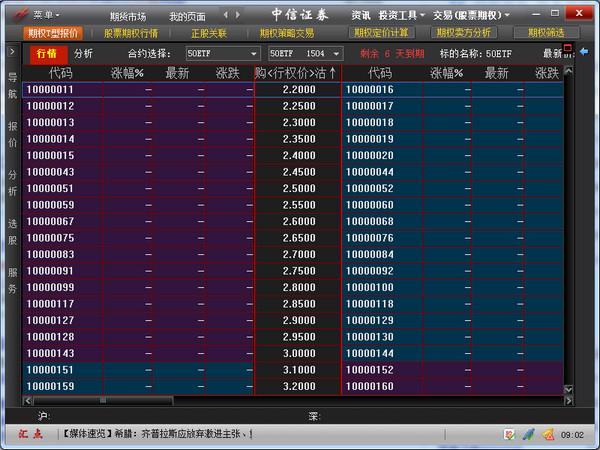 中信证券澎博版截图