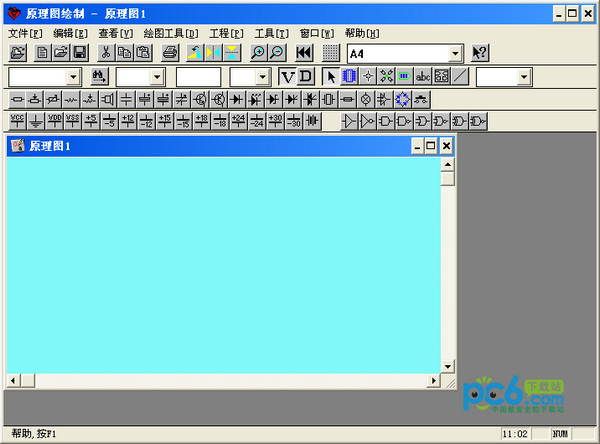 电路原理图绘制软件