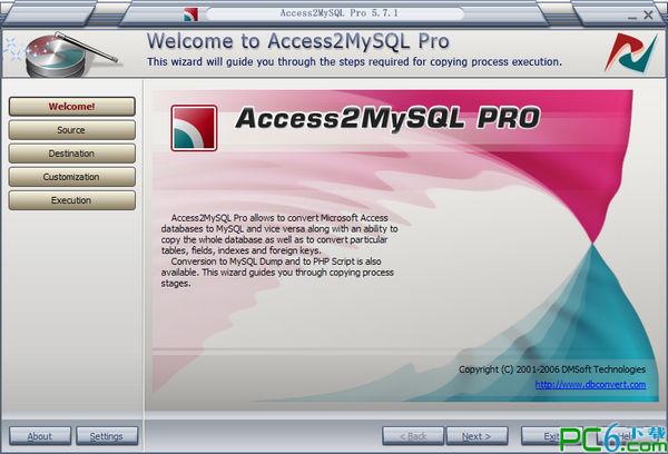 access转mysql(Access2MySQL)