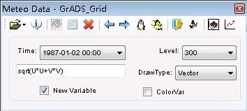 气象制图软件(MeteoInfo)