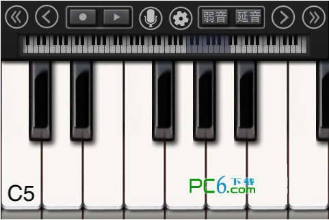 iphone鋼琴軟件
