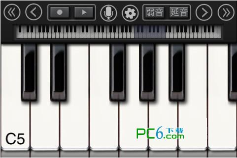 iphone钢琴软件