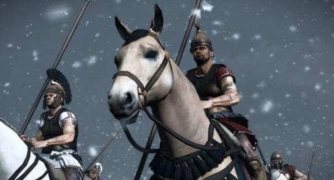 罗马2全面战争画面增强MOD截图
