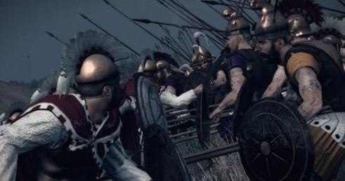 罗马2全面战争画面增强MODLOGO