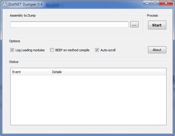 .net脱壳机(Dotnet Dumper)