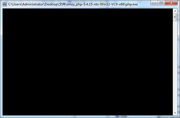 PHP CGI程序编写语言