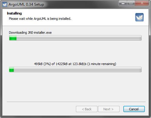 UML建模软件(Argo UML)截图