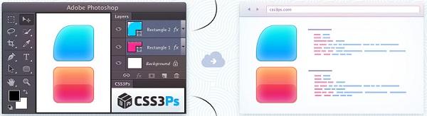 CSS3PS插件LOGO