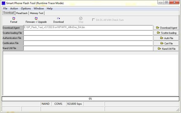 mt6582刷机工具(SP Flash Tool)LOGO