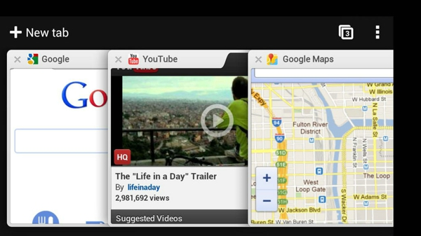 谷歌浏览器TV版截图2