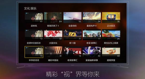 长城电视tv版截图2
