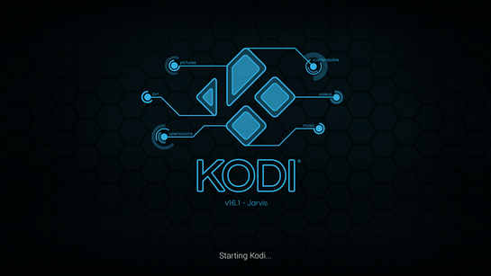 Kodi TV版截图1