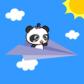 熊猫乐园折纸TV版LOGO