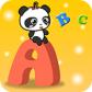 熊猫英语TV版LOGO