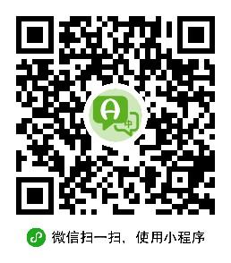 翻译abc小程序二维码
