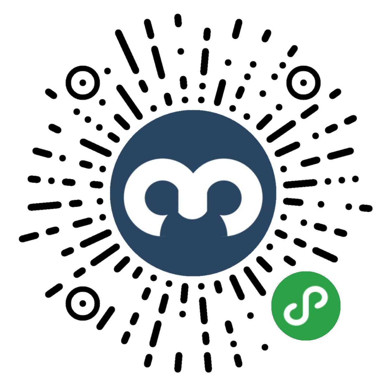 MoSplash小程序二维码