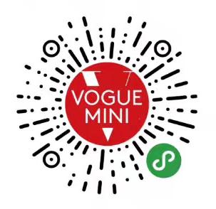 VogueMINI+小程序二维码
