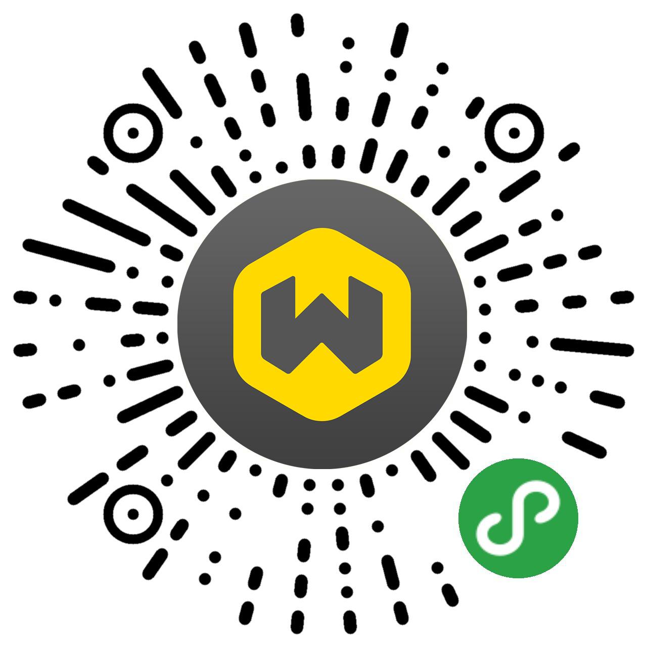 WIN分享计划小程序二维码