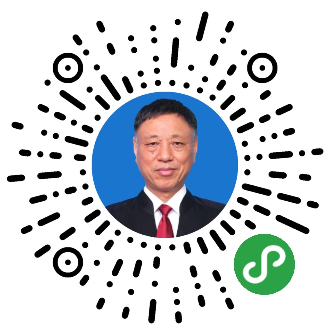 常州刑事律师赵英芳小程序二维码