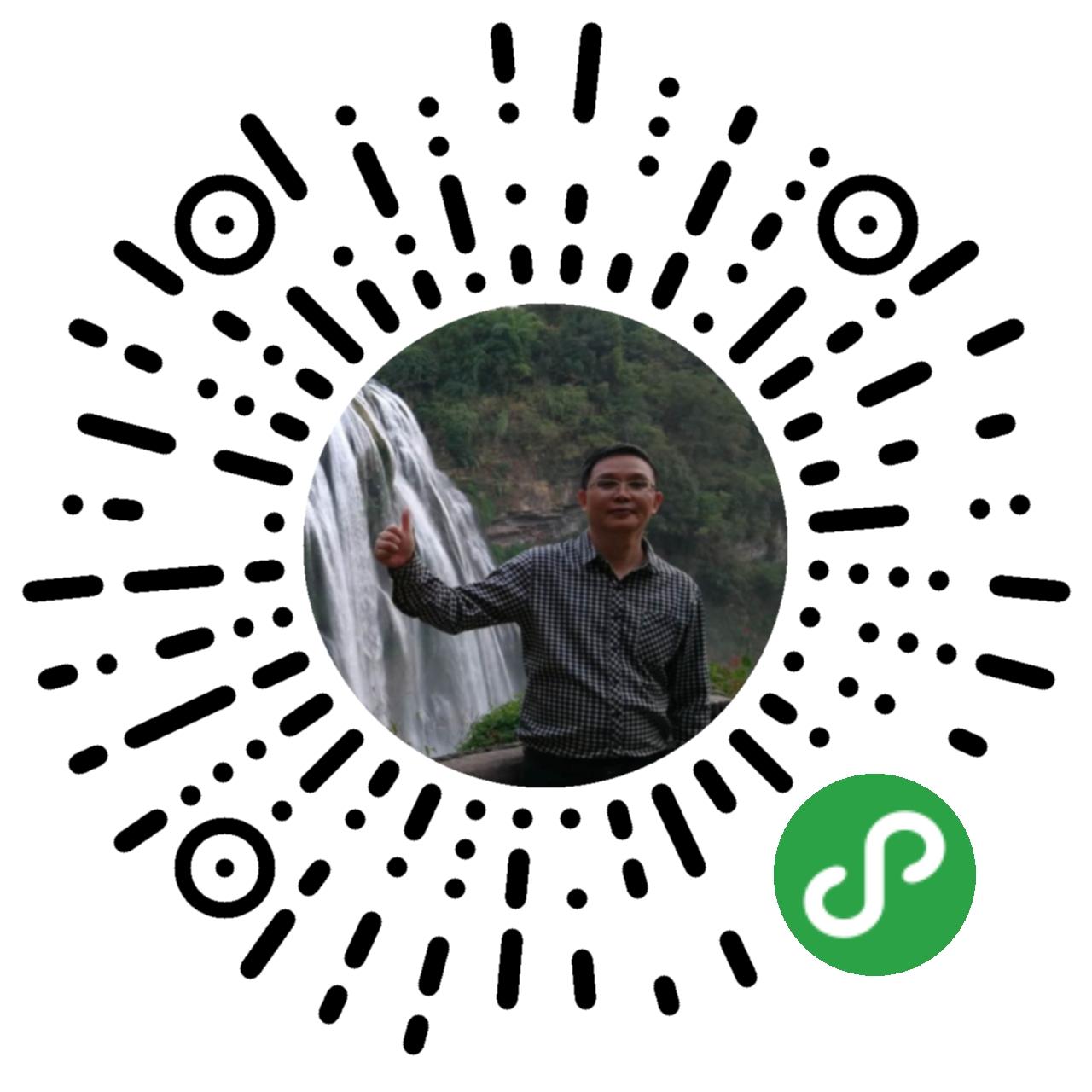 广东资深律师肖和平律师小程序二维码