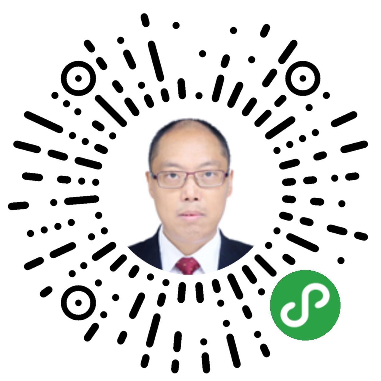 四川成都民商律师李祝辉小程序二维码