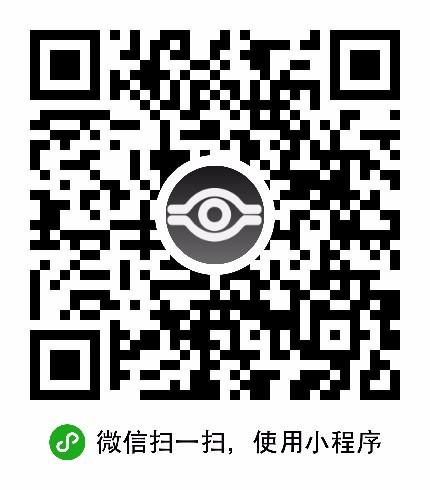 游戏王查卡器小程序二维码