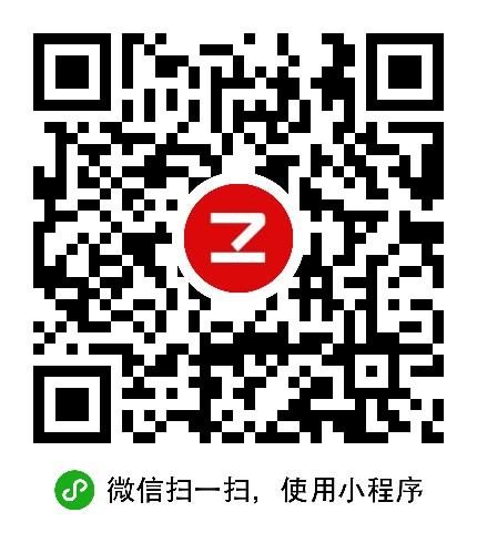 ZAKER资讯小程序二维码
