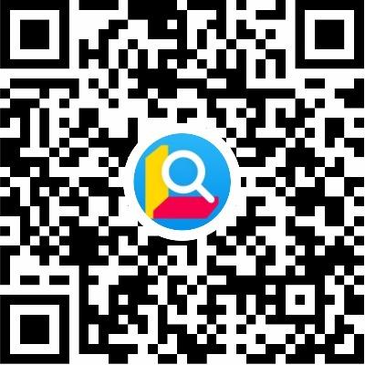 金山词霸翻译小程序二维码