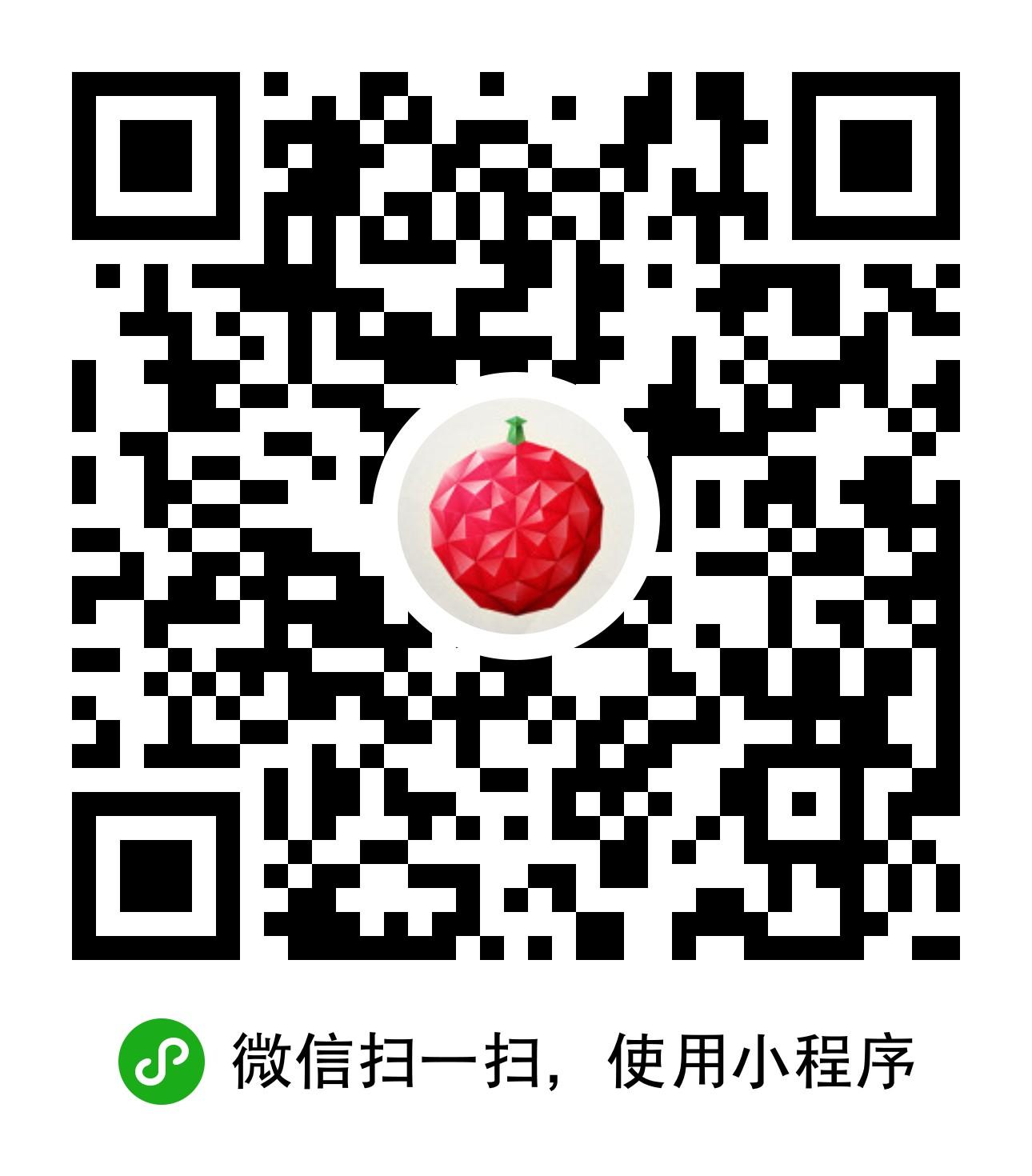荔枝FM播客小程序二维码