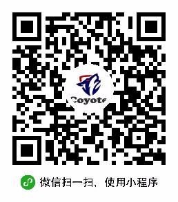 韩国体验式旅行小程序二维码