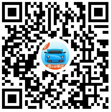 驾考宝典App小程序二维码