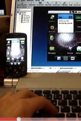 电脑控制手机:VNC:droid VNC server