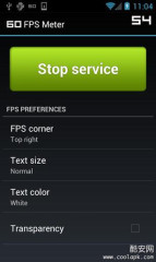 FPS显示:FPS Meter截图1
