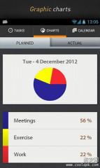 日程计划表:Schedule Planner Pro截图3