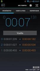 精度计时器:Stopwatch Timer Alarm截图1
