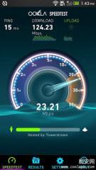 Speedtest网速测试截图1